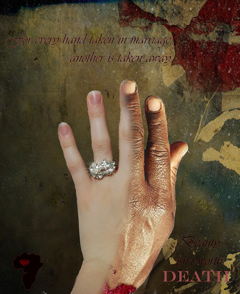 Smashing Blood Diamonds By Audreysimper Blood Diamonds By Audreysimper Blood Diamonds A Call To Action To Help Out Enslaved Flickr What Are Blood Diamonds Worth What Do Blood Diamonds Look Like wedding diamonds What Are Blood Diamonds