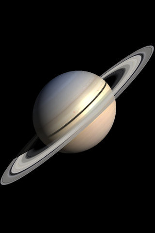 iPhone Background - Saturn | The planet. | myunison | Flickr