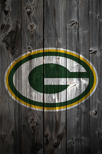 Green Bay Packers Wood iPhone 4 Background | Green Bay Packe… | Flickr