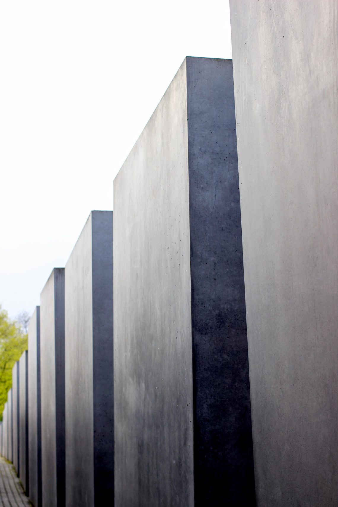 Memorial de l'holocaust Berlin
