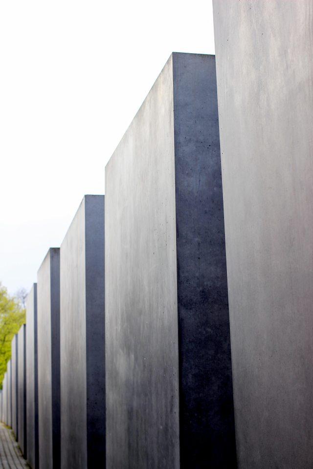 Memorial de l'holocaust Berlin