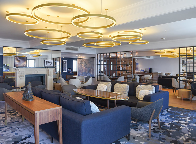 executive lounge - hilton malta