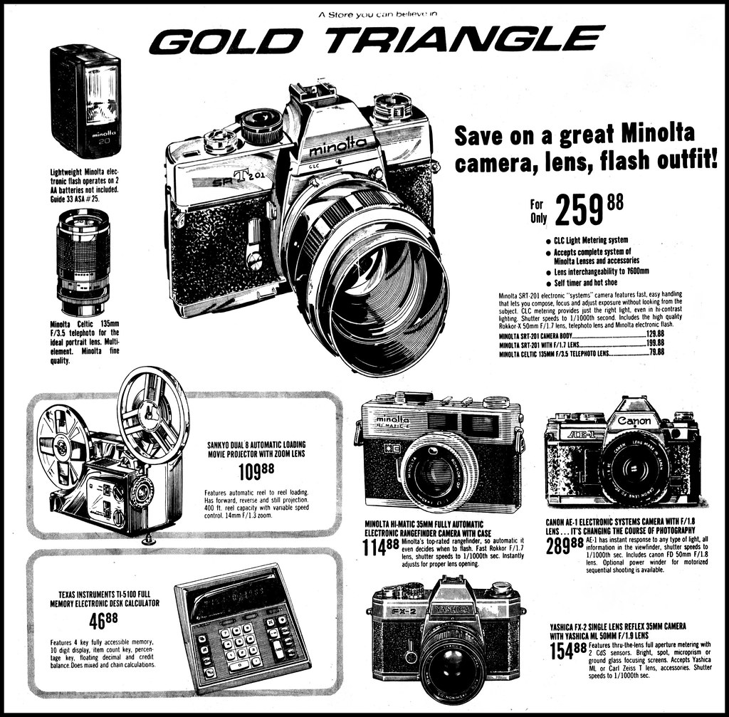 Top Vintage Advertising Flickr Minolta Srt 201 Wiki Minolta Srt 201 Year Made Fortlauderdale Vintage Advertising Minolta Slr Camera Minolta Slr Camera dpreview Minolta Srt 201