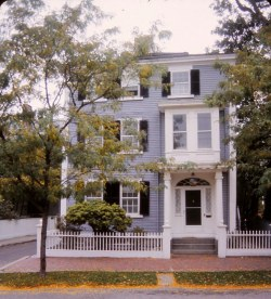 Small Of Federal Style House