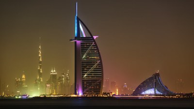 Burj Khalifa, Burj Al Arab, Jumeirah Hotel... | View from ...