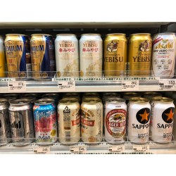 Small Crop Of Beer In Japanese