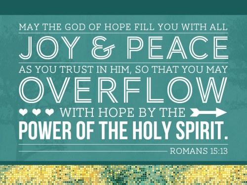 Medium Of Bible Verses About Joy