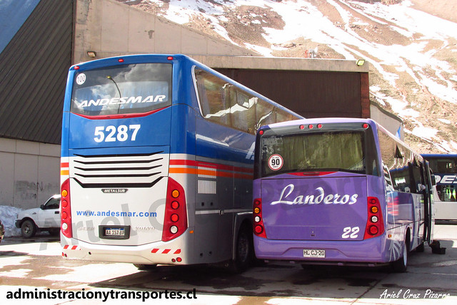 Andesmar & Landeros