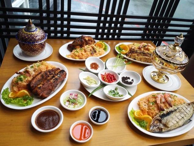 Thai BBQ BGC