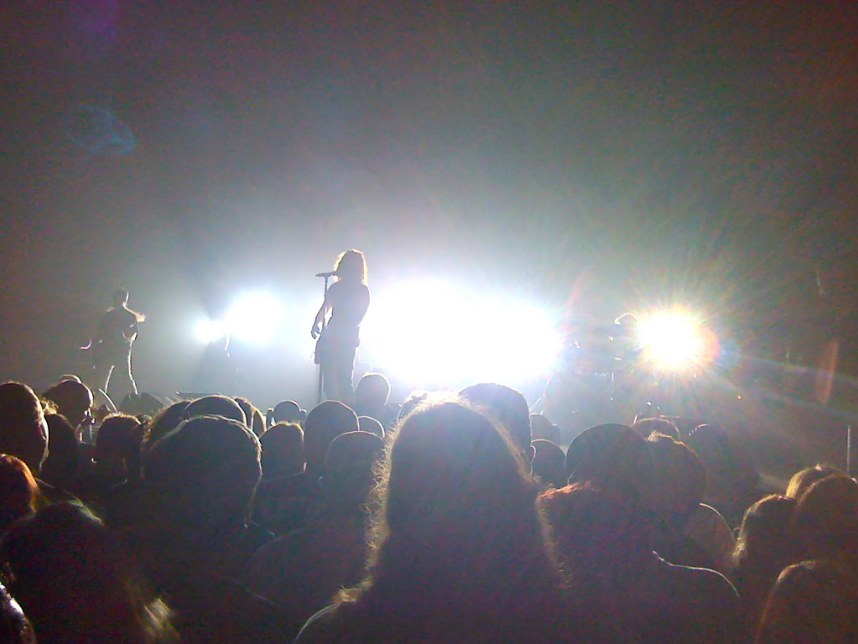 Soundgarden in Las Vegas, 2011