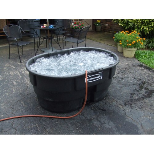Medium Crop Of Homemade Hot Tub