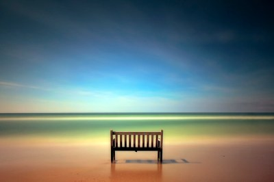 Bench with sea view | Image from shoot last sunday with Joel… | Flickr