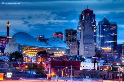 Kansas City Skyline   Kansas City MO Skyline at Sunset in Au…   Flickr