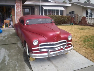 1950 Custom Plymouth Deluxe Evil Sled - $6K obo San Jose | Flickr