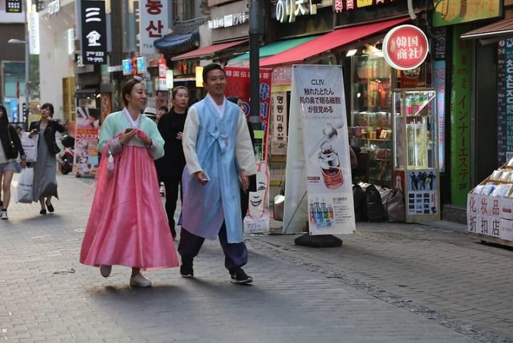 Masyarakat Islam di Korea