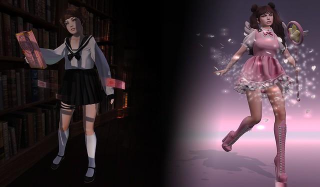 Card Captor Sakura | Cosplay in Second Life