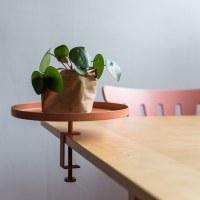 Blomkruka av papperspåse