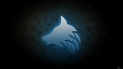 Wolf Wallpaper | Just some wallpaper I made from scratch in … | Flickr