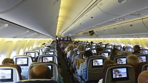 New Boeing 767-300ER - Lan Airline