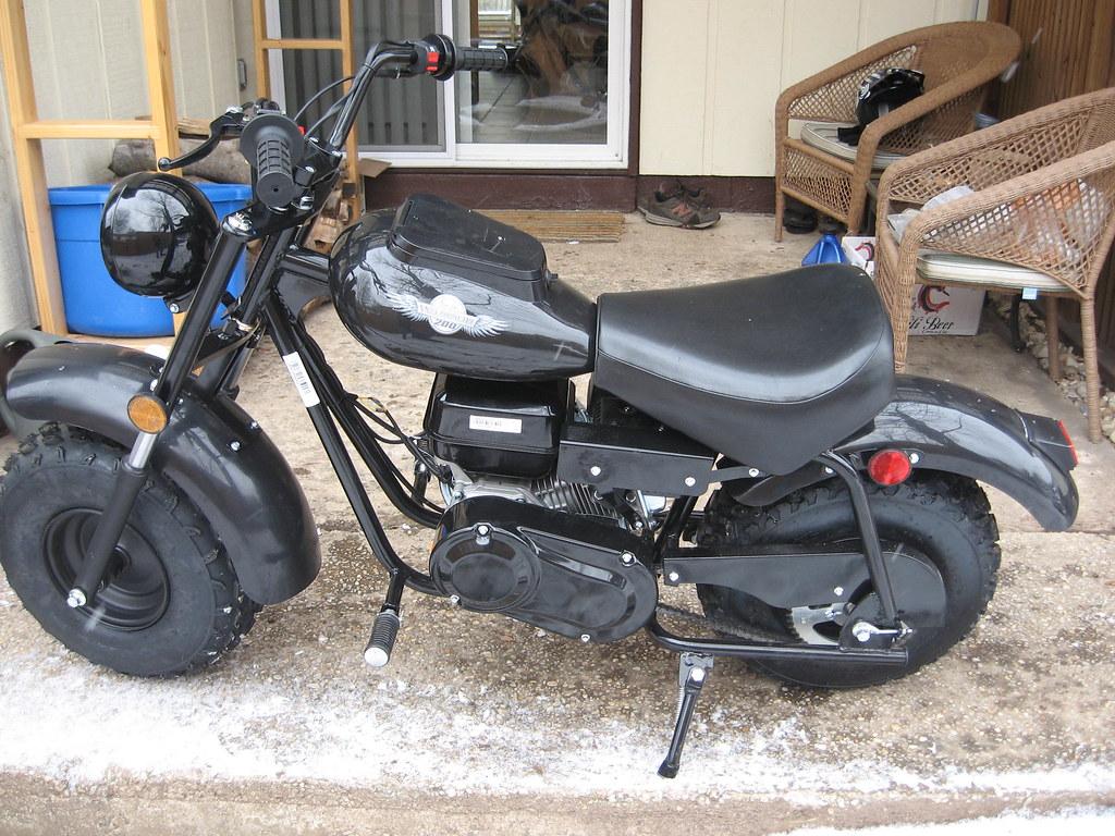 Fullsize Of Baja Warrior Mini Bike