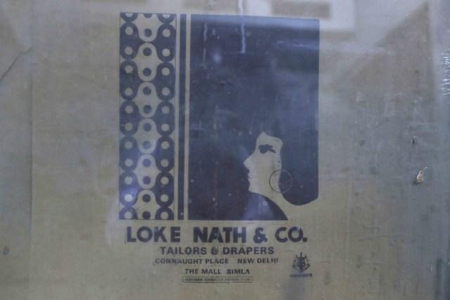 City Landmark - Loke Nath & Co. Tailors & Drapers, Connaught Place
