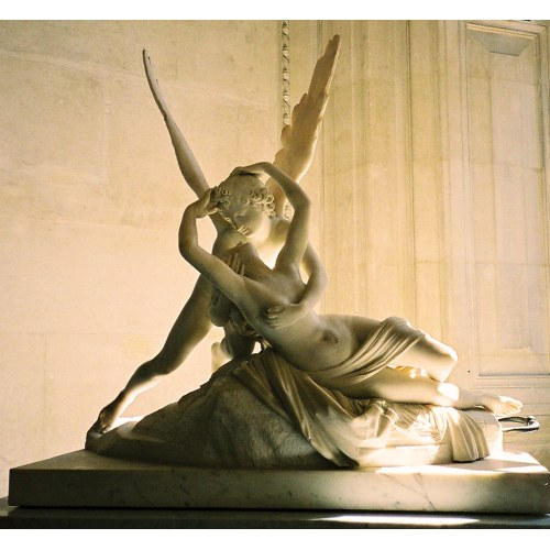 psyche revived by cupids kiss analysis