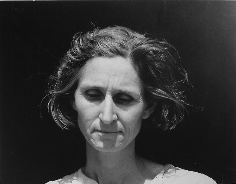 Woman of the High Plains, Texas Panhandle another photo. Nettie Featherston - Dorothea Lange,  (photographer) June 1938