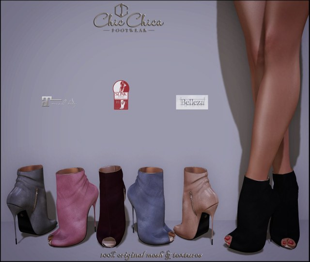 Joss by ChicChica OUT @ Tres Chic