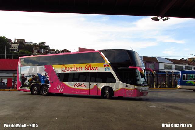 Queilen Bus - Puerto Montt (Chile) - Modasa Zeus 3 / Volvo (GYPS57)