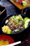 Restaurant Review: Yebisu Izakaya, Sydney CBD. Negitoro Donburi