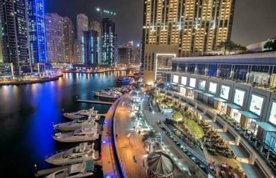 Dubai Marina from Pier 7   See title   mattharvey1   Flickr