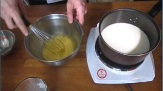 La recette de la crème pâtissière