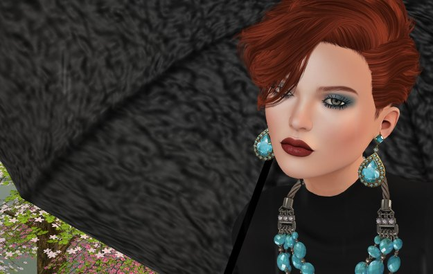 Dura Hair, Lelutka Mesh head, Glam Affair Skin and Mandala jewelry
