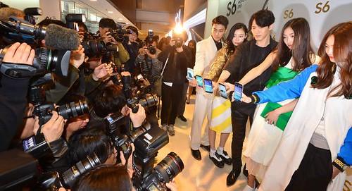 'Galaxy S6 World Tour de Seúl 1