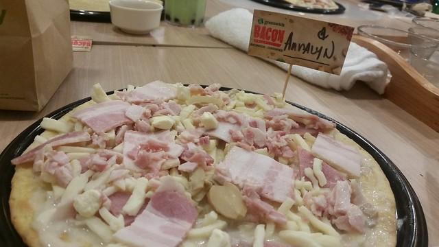 Greenwich Bacon Crispy Thins