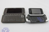 Nokia E90: Hands On! - Image 6 of 10