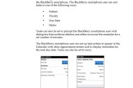 BlackBerry Storm User Guide - Image 5 of 17