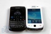 BlackBerry Torch 9800 Pure White - Image 8 of 8