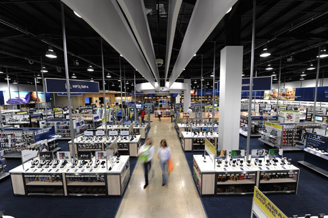 Best Buy Board Directors Resign