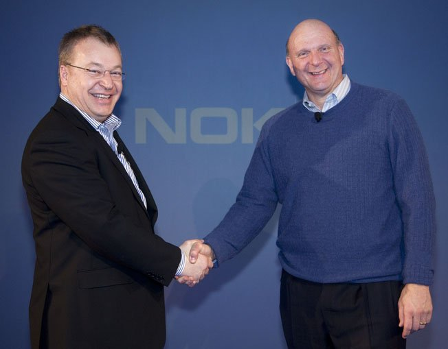 Nokia CEO Elop Compensation $25 Million
