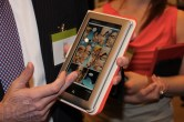 Barnes & Noble Nook Tablet hands-on - Image 1 of 12