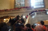 Live from Apple's Grand Central Apple Store opening - Image 11 of 24