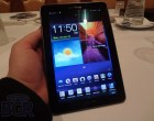 Verizon Samsung Galaxy Tab 7.7 hands on - Image 1 of 4