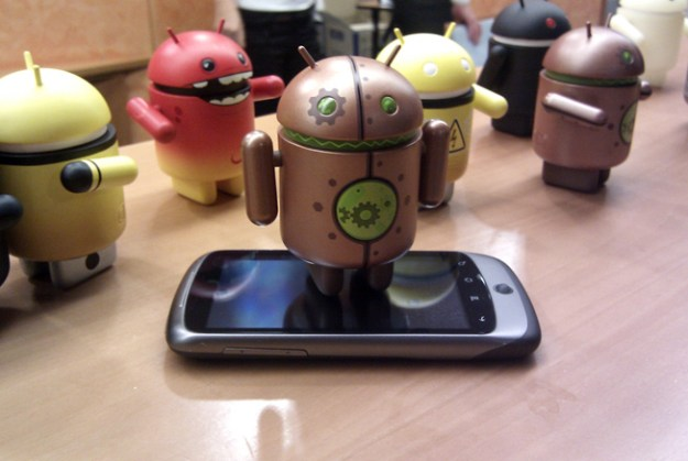 android robots - These 3 tricks will help keep your Android phone running smoothly