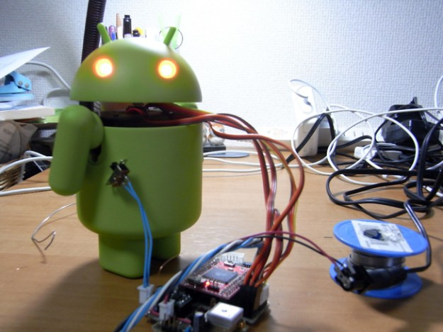 Android Backdoor Trojan Discovered