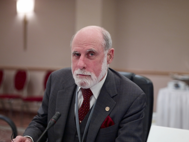 Internet Co-Creator Vint Cerf Privacy