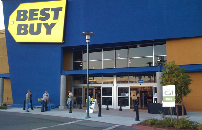 Walmart Best Buy Black Friday Sales