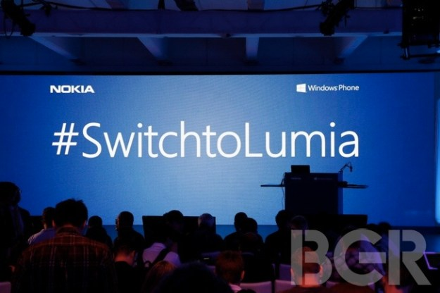 Nokia Lumia 1020 Strategy