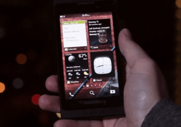 RIM BlackBerry 10 Features