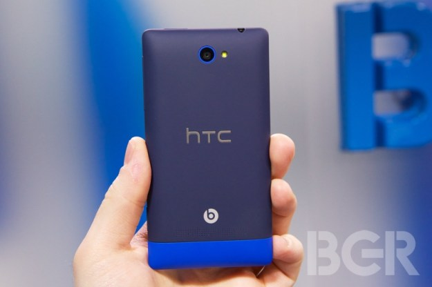 HTC Windows Phone Sales